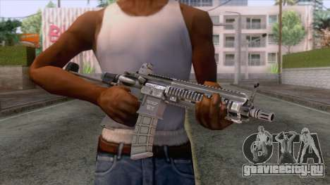HK-416C Assault Rifle для GTA San Andreas