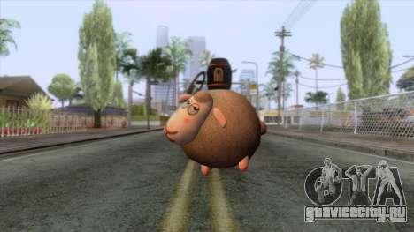 Sheep Grenade для GTA San Andreas