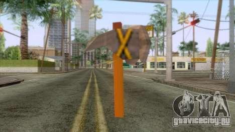 New Super Mario Bros Hammer для GTA San Andreas второй скриншот