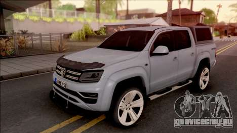 Volkswagen Amarok İzmirAuto для GTA San Andreas