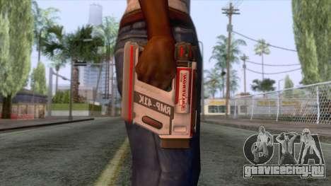 Evolve - Medic Gun для GTA San Andreas третий скриншот