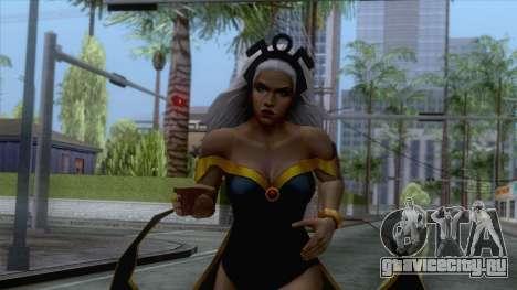 Marvel Future Fight - Storm для GTA San Andreas