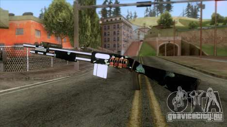 De Armas Cebras - Shotgun для GTA San Andreas второй скриншот