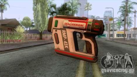Evolve - Medic Gun для GTA San Andreas второй скриншот
