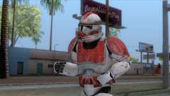 Star Wars JKA - Clone Shock Trooper Skin