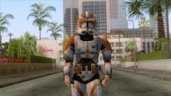 Star Wars JKA - Commander Cody Skin для GTA San Andreas