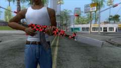 AK-47 Camo для GTA San Andreas