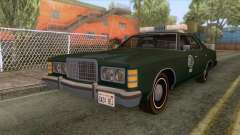 Ford LTD Custom 500 DNREC 1975