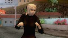 Female Sweater One Piece v1 для GTA San Andreas
