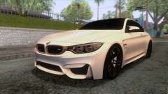 BMW M4 GTS High Quality для GTA San Andreas