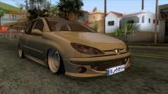 Peugeot 206 Full Sport Edit