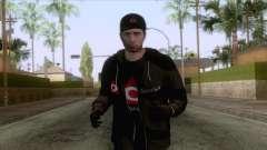 SecuroServ Skin 1 для GTA San Andreas