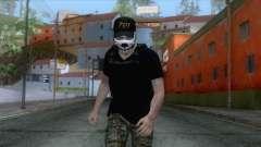Skin De Sicario для GTA San Andreas