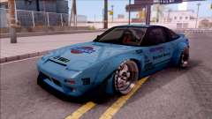 Nissan 240SX 1994 Rocket Bunny RB Performance для GTA San Andreas