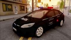 Ford Focus Özel Harekat Sivil Araç