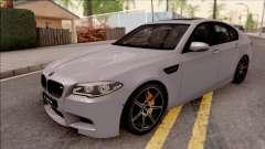 BMW M5 F10 30 Jahre для GTA San Andreas