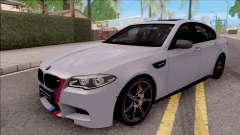 BMW M5 F10 M Performance для GTA San Andreas