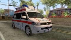 Volkswagen T5 Serbian Ambulance