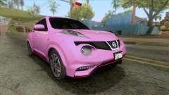 Nissan Juke Nismo RS 2014 для GTA San Andreas