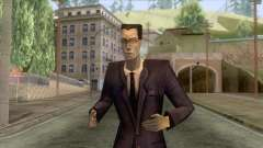 Half-Life - G-Man