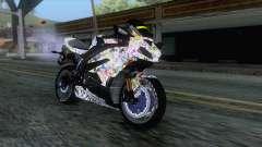 Kawasaki Ninja ZX-6R BoomCustom для GTA San Andreas