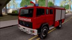 Mercedes-Benz 1222 LF 16/12 Feuerwehr для GTA San Andreas