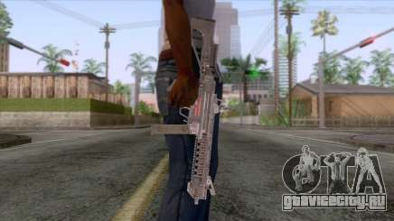 MP5 Swordfish SMG для GTA San Andreas