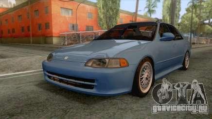 Honda Civic Ferio 1991 для GTA San Andreas