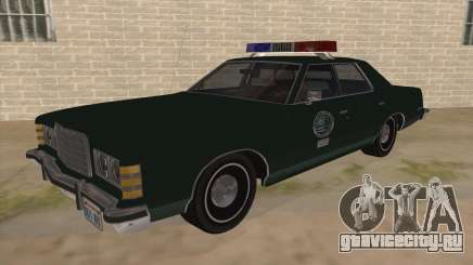 1975 Ford LTD Custom 500 DNREC для GTA San Andreas
