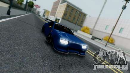 Buffalo SX by zveR для GTA San Andreas