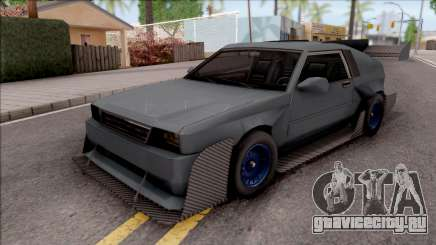 Blista Compact Hillclimb Edition для GTA San Andreas
