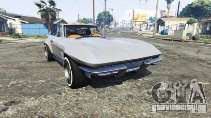 Chevrolet Corvette Sting Ray (C2) [replace] для GTA 5