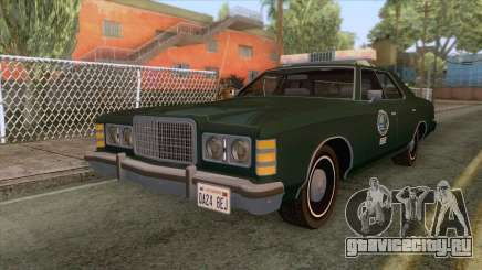 Ford LTD Custom 500 DNREC 1975 для GTA San Andreas
