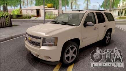 Chevrolet Tahoe LTZ 2008 для GTA San Andreas