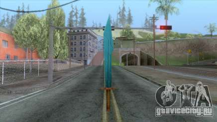 Marvel Future Fight - Sword Thor Raganarok для GTA San Andreas