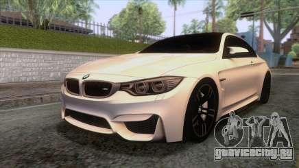 BMW M4 GTS High Quality для GTA San Andreas