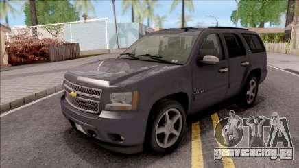 Chevrolet Tahoe LTZ 2008 IVF для GTA San Andreas