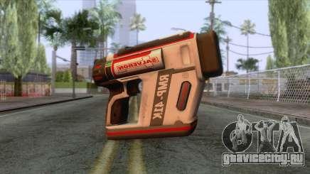 Evolve - Medic Gun для GTA San Andreas