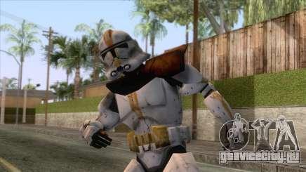 Star Wars JKA - Felucia Clone Skin для GTA San Andreas