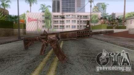 NSR47 Assault Carbine для GTA San Andreas