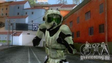 Star Wars JKA - Kashyyyk Clone Skin 2 для GTA San Andreas