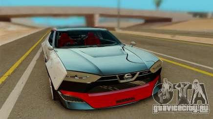 Nissan Nismo IDX для GTA San Andreas