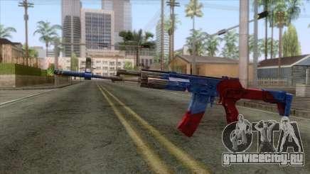 CrossFire AK-12 Assault Rifle v2 для GTA San Andreas