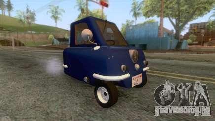 Peel P50 2011 для GTA San Andreas