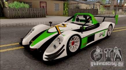 Radical SR8 RX v2 для GTA San Andreas