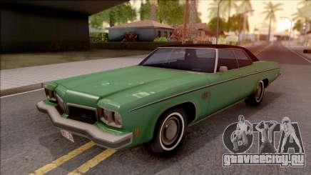 Oldsmobile Delta 88 1973 HQLM для GTA San Andreas