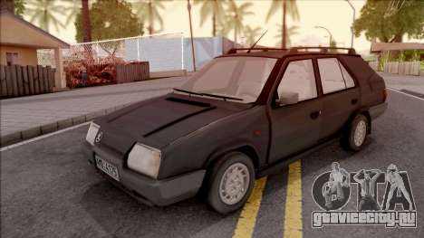 Skoda Favorit 135 Estate для GTA San Andreas