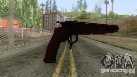 GTA 5 - Marksman Pistol для GTA San Andreas