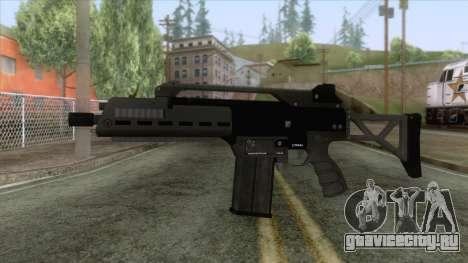 GTA 5 - Carbine Especial для GTA San Andreas