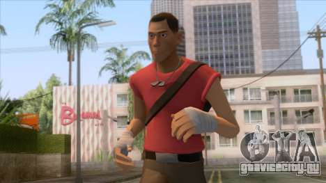 Team Fortress 2 - Pyro Skin v2 для GTA San Andreas